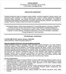 executive resume pdf executive resume templates word 78 images executive resume