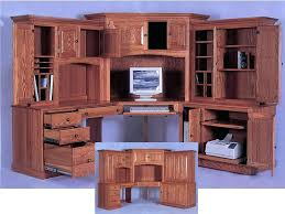 L Shaped Computer Desk With Hutch On Sale L Shaped Computer Desk Hutch L Shaped Desk With Hutch Cherry