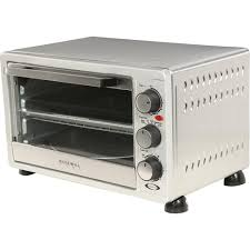Toaster Oven Broil Rosewill 6 Slice Stainless Steel Toaster Oven Broiler With Drip