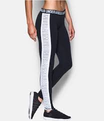 women u0027s ua favorite split word mark leggings under armour us