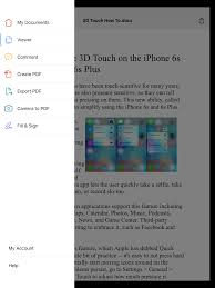 What Side Does A Stamp Go On Best Pdf Apps For The Apple Ipad