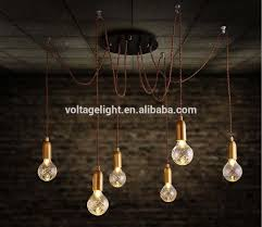 hanging ceiling lights new products decorative vintage industrial led pendant light