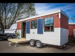 starlighter1 tiny house on wheels for sale youtube