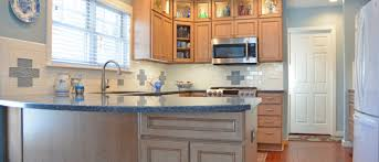 how to install peninsula kitchen cabinets no space for a kitchen island no problem mcdaniels