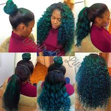 can you use syntheic on a vixen sew in can you weave do tricks 2 part horizontal versatile sew in with