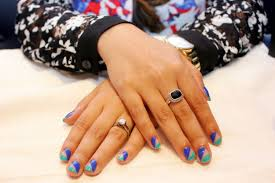 nail art designs and new nail polish colors to try glamour