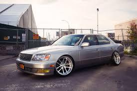 slammed lexus ls400 kranze lxz