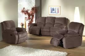 canape de relaxation canapé de relaxation 3 places 2 relax microfibre amelia canapé