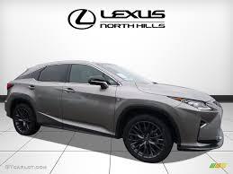 lexus silver 2017 2017 atomic silver lexus rx 350 f sport awd 118339106 gtcarlot