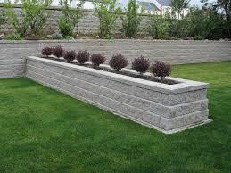 ceramic for retaining wall ideas laluz nyc home design