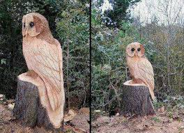 130 best powerful owl sculpture research images on