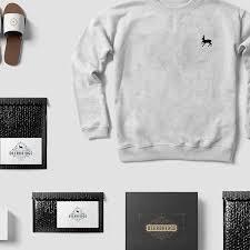 clothing fashion logo design spellbrand