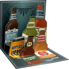 pop up treasures greeting card craft beer home page