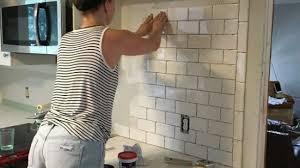 Subway Tile Backsplash Ideas For The Kitchen New Kitchens Great Subway Tile Backsplashes Pictures Ideas Tips