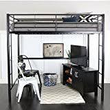 amazon com loft beds beds frames u0026 bases home u0026 kitchen