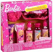 Bath Gift Sets Barbie Barbie Glamberry Bath Gift Set Box Cbr10027 Value And Details