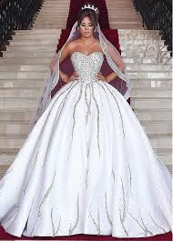 buy wedding dress buy discount brilliant satin sweetheart neckline waistline