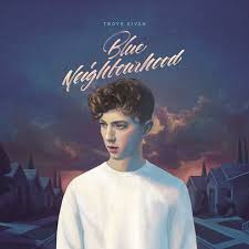 blue photo album troye sivan shows growth and growing pains on debut blue