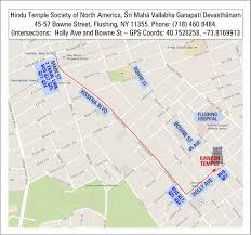Direction Map Directions U2013 Maha Vallabha Ganapati Devasthanam