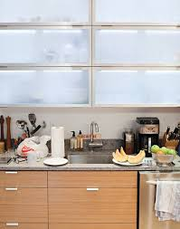 frosted glass kitchen cabinets ikea photo 4 of 17 in kitchen from come sail away dwell