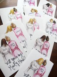 creative bridesmaid invitations best 25 be my bridesmaid cards ideas on diy