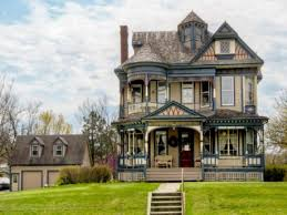 House Plans Victorian Victorian Gothic House Home Design
