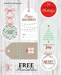 printable christmas cards for mom the coolest free printable holiday gift tags and gift wrap