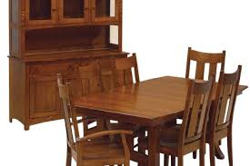 Amish Dining Room Set Shaker Hill Dining Room Set Past To Present