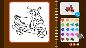 my coloring book transport on steam
