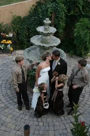 Omaha Outdoor Wedding Venues by Heritage Hall At Slattery Vintage Estates Weddings
