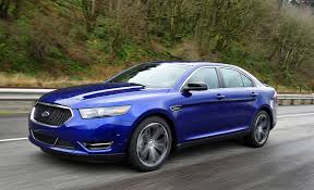 Sho Motor 2013 ford taurus sho drive review car and driver