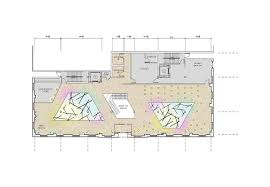 Reflected Floor Plan by Collide Youth Hostel Senior Capstone Project On Behance