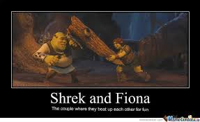 Shrek Memes - shrek and fiona by haha101 meme center