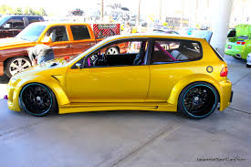 modified honda civic 92 95 custom honda civic hatchback jpg picture number 127842