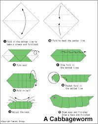 Origami Snake - best 25 origami snake ideas on simple origami for