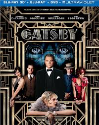 Great Gatsby The Great Gatsby Dvd Release Date August 27 2013