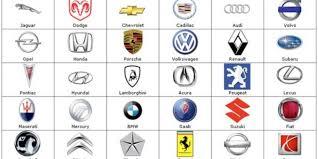 latest car logos car brand name and images home decor hob