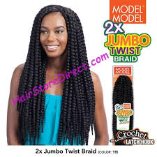latch hook hair pictures model model 2x jumbo twist braid 24 crochet latch hook havana mambo