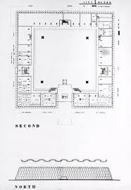 Public Library Floor Plan by John H Andrews Entry City Hall And Square Competition Toronto
