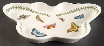 butterfly serving platter portmeirion botanic garden butterflies at replacements ltd page 1