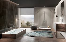 Zen Bathroom Design by Beautifully Unique Bathroom Designs