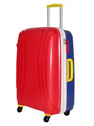 travel luggage images Highflyer flag bag 3 pc pp unbreakable travel luggage set jpg