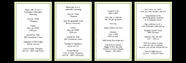 college graduation invitation wording sles stephenanuno