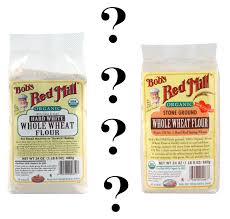 Can You Use Regular Flour In A Bread Machine Hard Red Wheat Vs Hard White Wheat