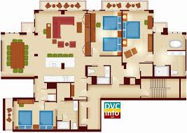 treehouse villa floor plan old key west 1 bedroom villa floor plan new disney saratoga springs