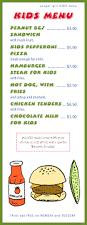 menupro menu design samples from menupro menu software more