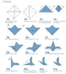 oiseau origami recherche google origami pinterest origami