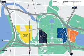 map us open transportation directions event guide official site of the