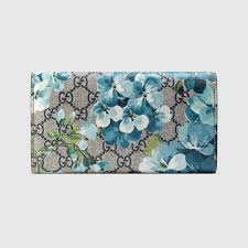 bloom wallet gg blooms continental wallet gucci women s continental