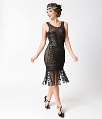 1920s style costumes flapper dresses gangster costumes